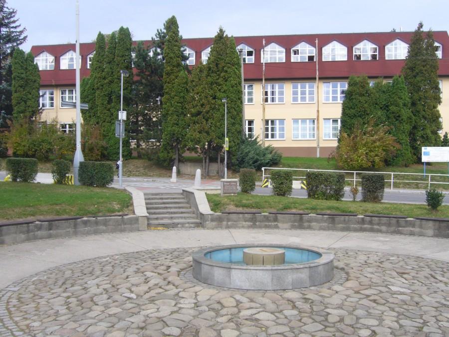 Fotografie kašny v Šenově