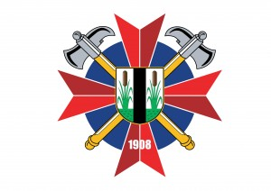 Znak šenovského hasičského sboru