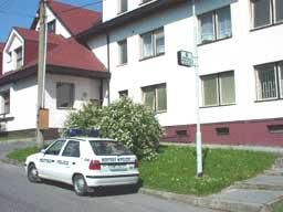 Sídlo Městské policie Šenov