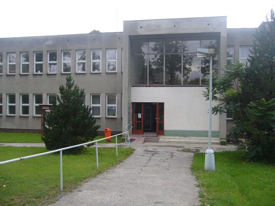Zdravotní středisko v Šenově